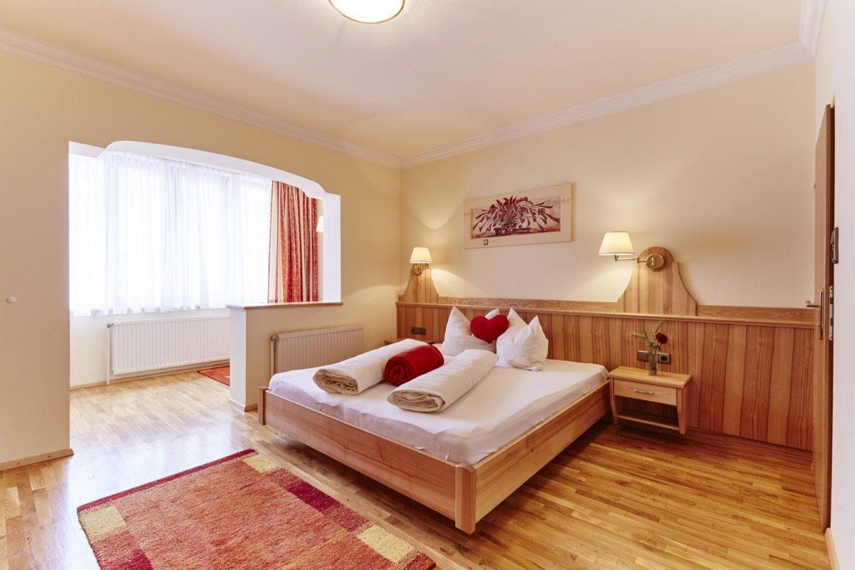 Wohlfühl-Doppelzimmer ohne Balkon Barrierefrei oder mit Badewanne