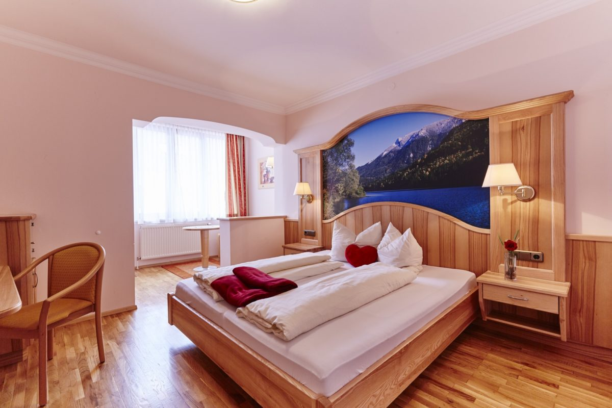 Wohlfühl-Doppelzimmer ohne Balkon
